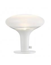 Lampa stołowa Dee 2.0 84435001 Nordlux biała dekoracyjna oprawa z mrożonego szkła