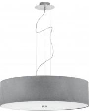 Lampa wisząca VIVIANE 6773 Nowodvorski Lighting szara okrągła oprawa w nowoczesnym stylu