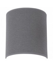 Kinkiet ALICE 6812 Nowodvorski Lighting minimalistyczna oprawa ścienna w kolorze szarym