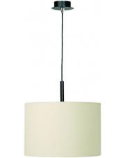 Lampa wisząca ALICE 3458 Nowodvorski Lighting nowoczesna okrągła oprawa w kolorze ecru
