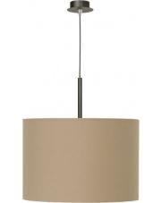 Lampa wisząca ALICE 3466 Nowodvorski Lighting nowoczesna okrągła oprawa w kolorze kawy