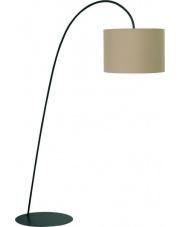 Lampa podłogowa ALICE 3464 Nowodvorski Lighting pojedyncza kawowa oprawa stojąca