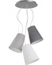Lampa wisząca RETTO C 6820 Nowodvorski Lighting potrójna nowoczesna oprawa w dekoracyjnym stylu