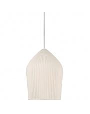 Lampa wisząca Reykjavik 18 45163001 Nordlux porcelanowa oprawa w kolorze białym