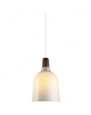 Lampa wisząca Karma 14 78333012 Nordlux nowoczesna oprawa ze szkła mlecznego