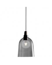 Lampa wisząca Karma 24 78353047  Nordlux nowoczesna oprawa w kolorze dymionego szkła