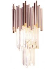 OFERTA MAGAZYNOWA Kinkiet Vogue W0227 MAXlight dekoracyjna efektowna oprawa ścienna