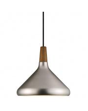 Lampa wisząca Float 27 78213032 Nordlux nowoczesna oprawa w kolorze stali