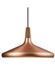 Lampa wisząca Float 39 78223030 Nordlux nowoczesna oprawa w kolorze miedzi