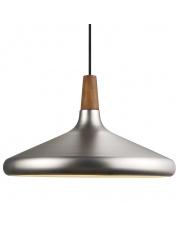 Lampa wisząca Float 39 78223032 Nordlux nowoczesna oprawa w kolorze stali