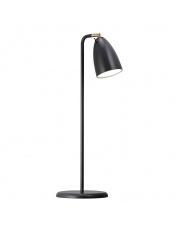 Lampa stołowa Nexus 10 77285003 Nordlux nowoczesna oprawa w kolorze czarnym