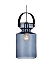 PROMOCJA! Lampa wisząca MILK 105779 Markslojd dekoracyjna niebieskalampa wisząca