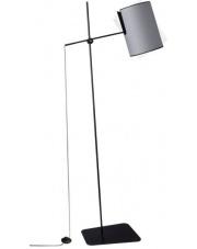 Lampa podłogowa ZELDA 6010 Nowodvorski Lighting szara oprawa stojąca w stylu design