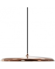 Lampa wisząca Artist 40 83093030 Nordlux nowoczesna oprawa w kolorze miedzi