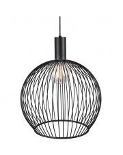 Lampa wisząca Aver 50 84263003 Nordlux czarna oprawa w stylu design