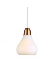 Lampa wisząca Bloom 16 78163030 Nordlux nowoczesna oprawa w kolorze białym