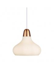 Lampa wisząca Bloom 21 78173030 Nordlux nowoczesna oprawa w kolorze białym