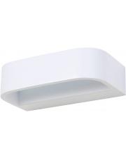Kinkiet GESS LED 6912 Nowodvorski Lighting nowoczesna oprawa w kolorze białym