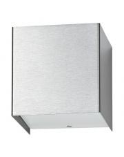 Kinkiet CUBE 5267 Nowodvorski Lighting srebrna oprawa w kształcie sześcianu