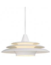 Lampa wisząca Saturn 83273001 Nordlux nowoczesna oprawa w kolorze białym