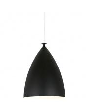 Lampa wisząca Slope 22 71713001 Nordlux nowoczesna oprawa w kolorze czarnym