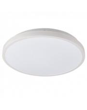 Plafon AGNES ROUND LED 9160 Nowodvorski Lighting biała oprawa w nowoczesnym stylu