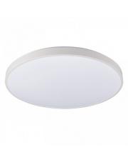 Plafon AGNES ROUND LED 9162 Nowodvorski Lighting biała oprawa w nowoczesnym stylu