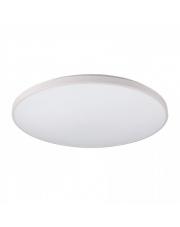 Plafon AGNES ROUND LED 9164 Nowodvorski Lighting biała oprawa w nowoczesnym stylu