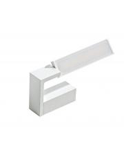 Kinkiet Dalen AZ2960 3000K IP44 AZzardo ruchoma oprawa w kolorze białym