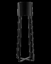 WYSYŁKA 24H! Lampa podłogowa Poulpe P-2949 Estiluz oprawa stojąca w kolorze czarnym