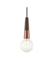 Lampa wisząca Stripped 84373030  Nordlux nowoczesna drewniana oprawa