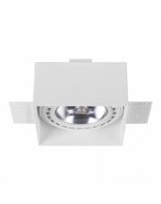 Oprawa wpuszczana MOD PLUS 9408 Nowodvorski Lighting pojedyncza lampa w kolorze białym