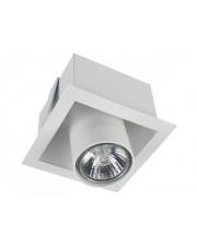 Oprawa wpuszczana EYE MOD 8936 Nowodvorski Lighting ruchomy reflektor w kolorze białym