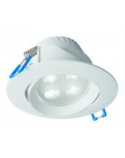 Oczko stropowe EOL Nowodvorski Lighting okrągła oprawa w kolorze białym