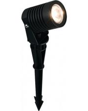 Lampa gruntowa SPIKE LED 9100 Nowodvorski Lighting czarny ruchomy reflektor zewnętrzny