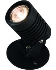 Lampa gruntowa SPIKE LED 9101 Nowodvorski Lighting czarny ruchomy reflektor zewnętrzny