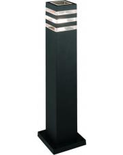 Lampa ogrodowa OIR 9158 Nowodvorski Lighting słupek ogrodowy w kolorze czarnym