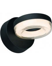 Kinkiet zewnętrzny DONUT LED 9116 Nowodvorski Lighting okrągła oprawa w kolorze czarnym