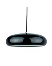 OFERTA MAGAZYNOWA Lampa wisząca Smoke MD12161-01BL Italux czarna nowoczesna oprawa wisząca