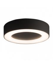 Plafon zewnętrzny MERIDA LED 9514 Nowodvorski Lighting okrągła oprawa w kolorze grafitu