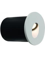 Oprawa schodowa OIA LED 9103 Nowodvorski Lighting okrągła wpuszczana w kolorze białym