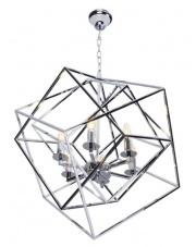 Lampa wisząca ANDORA P0327 Maxlight chromowa oprawa w stylu nowoczesnym