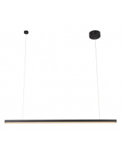 Lampa wisząca TRIO P0310 Maxlight czarna oprawa w nowoczesnym stylu