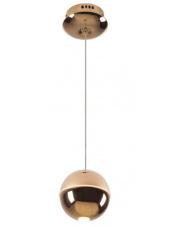 Lampa wisząca Zen 1 P0314 Maxlight nowoczesna oprawa w kolorze miedzi