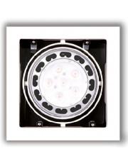 Oprawa podtynkowa MATRIX H0059 MAXlight nowoczesna oprawa w kolorze białym