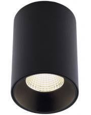 Plafon CHIP MAXlight czarna oprawa sufitowa