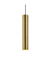 Lampa wisząca Ruben 107880 Markslojd pojedyncza złota oprawa wisząca