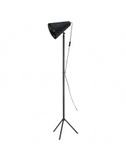Lampa podłogowa Cilla 107929 Markslojd nowoczesna oprawa w kolorze czarnym
