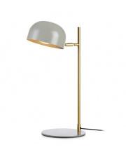 Lampa stołowa Pose 107936 Markslojd nowoczesna oprawa w kolorze szarym