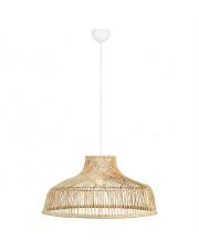Lampa wisząca Bali 107984 Markslojd pleciona oprawa w dekoracyjnym stylu